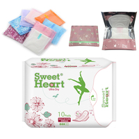 Cheap wholesale eco friendly sanitary pads lady, Multi styles 2 winged feel free women sanitary napkin with wingless panty liner