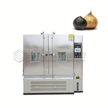Food Processing Machinery Ajo Negro Ferment Machine Ajos Fermenting Machine Black Fermented Garlic Scam