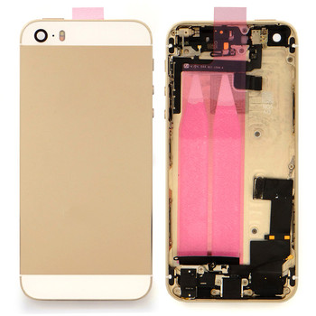 With side button back cover for iphone 5s with imei,Back cover for iphone 5s