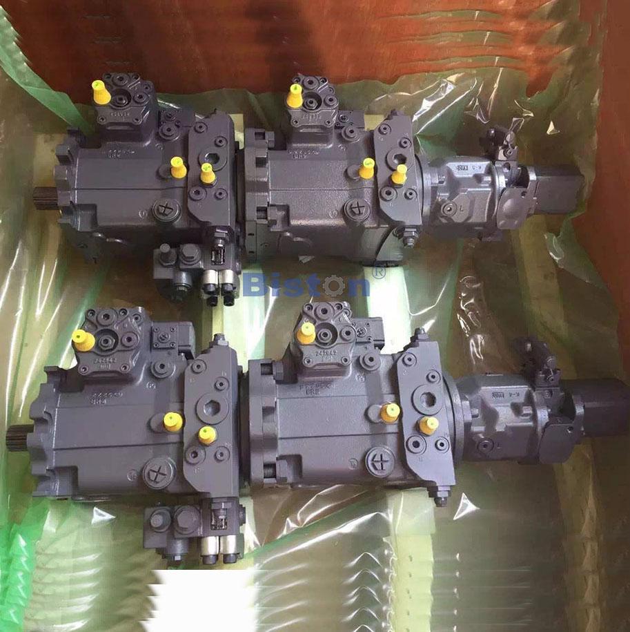 Rexroth A4VG125 Axial Variable Piston Pump A4VG125HD9MT1+A4VG125HD9MT1+A10VO28DR