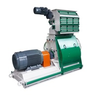 SFSP Series grain feed Hammer Mill used in flour mill