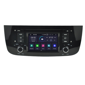 Hifimax Android 9.0 Car Stereo DVD Player For Fiat Linea Car Multimedia Audio With GPS Navigation System Optional Rear Camera