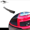 carbon front bumper lip for VW Golf V MK5 GTI universal front bumper lip