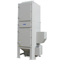 20HP Direct Drive Cyclone Industrial Dust Collection System