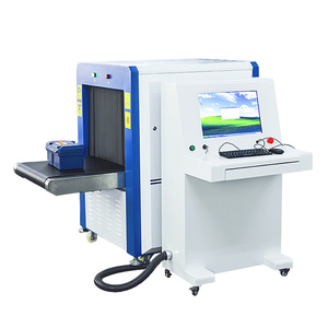 Hotsale Middle size X-Ray Inspection Machine Can Detect Materials Including Liquids, Solids And Powders