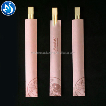 Bamboo material disposable chopstick