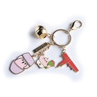 OEM custom your own key chain ring parts