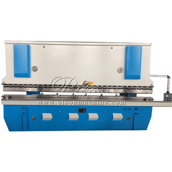 800/8000 China Wc67y Press Brake Hydraulic CNC  Sheet Metal Bending Machine For Sale