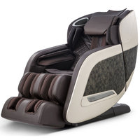 Modern Design Electric 3D Rocking Massage Chair Zero Gravity