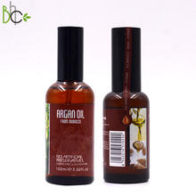 Private label Marokko 30 ml 60 ml 100 ml haar arganolie