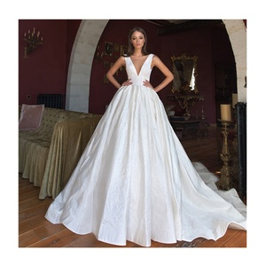 77678350ed4 China Silk Ball Gown Wedding Dresses
