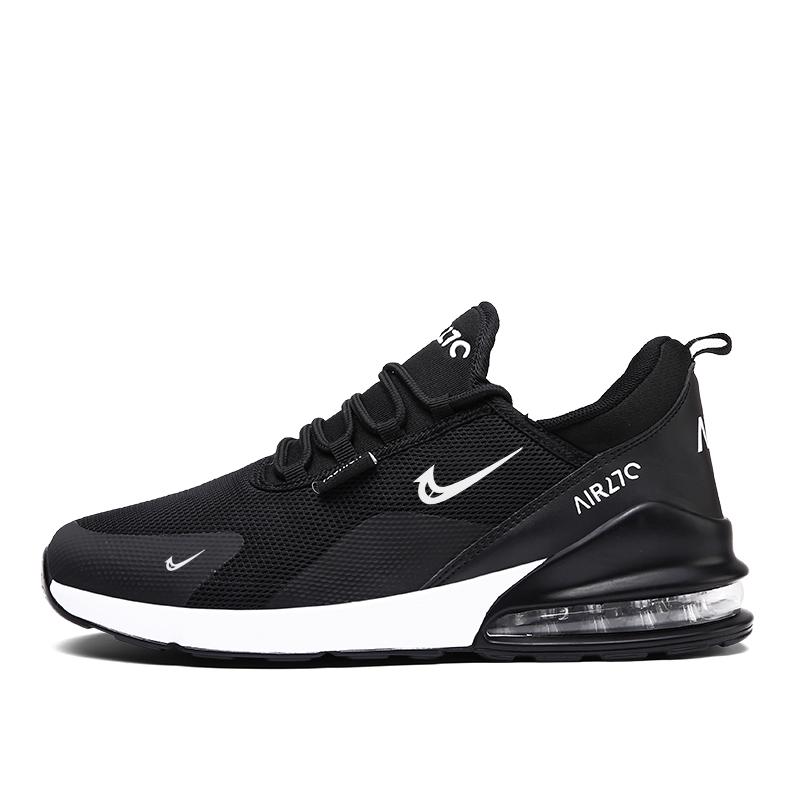 2019 mode Jinjiang usine vente en gros maille coussin d'air supérieur baskets sport chaussures décontractées baskets