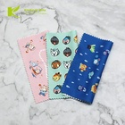 Free Samples Laptop Mobile Phone Microfiber Screen Cleaning Cloth with Logo Printing