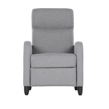 Swell Barato Nuevo Modelo Sofa Reclinable De Empujar La Silla 1 Asiento Reclinable Sofa Cubre Buy Reclinable Silla Push Back Sofa Reclinable Product On Machost Co Dining Chair Design Ideas Machostcouk