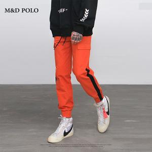 Wholesale Latest Design Fashion 100% Cotton  Jogger Cargo Pants For Men