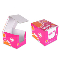 Cheap Custom Printed Sweet Cardboard Packaging Gift Box,Personalized Cardboard Snack Candy Display Food PDQ Packaging Snack Box