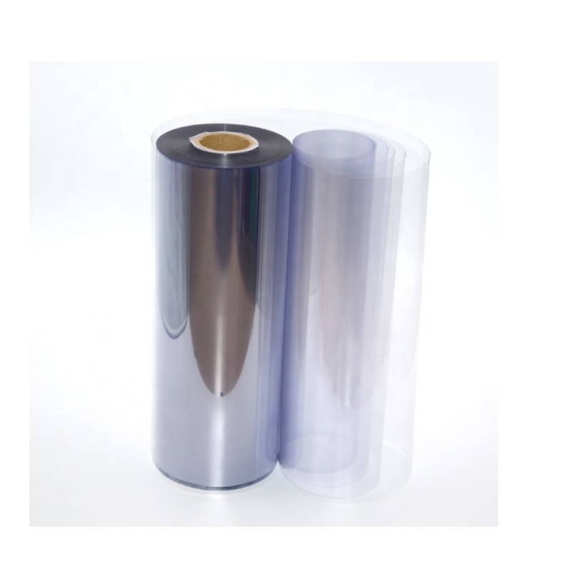 Clear Rigid Thermoforming Film <strong>PVC</strong>