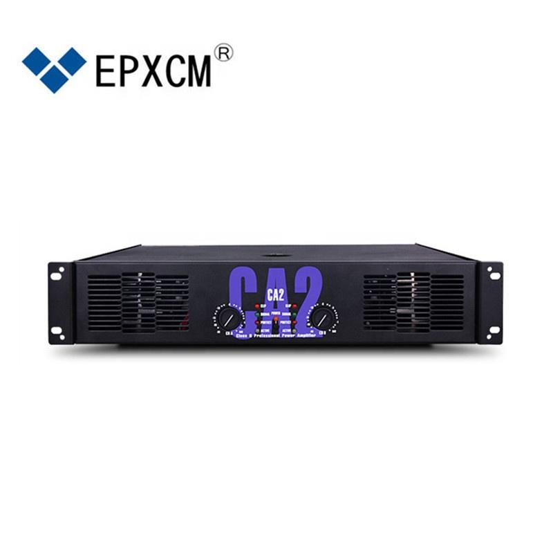 Epxcm/ Ca2 Manufacture Professional Audio Sound Standard Ca 2 Power  Amplifier 275 Watts Audio Power Amplifier For Stage Show - Buy Professional  Audio