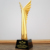 Souvenir design customized metal award trophy gold award sports