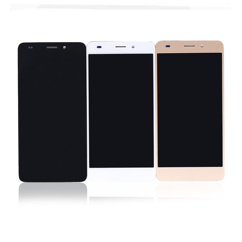 5.2'' LCD Display For Huawei Honor 5C LCD With Touch Screen Digitizer Assembly For Honor 7 Lite GT3 GR5 mini, Black/white/gold