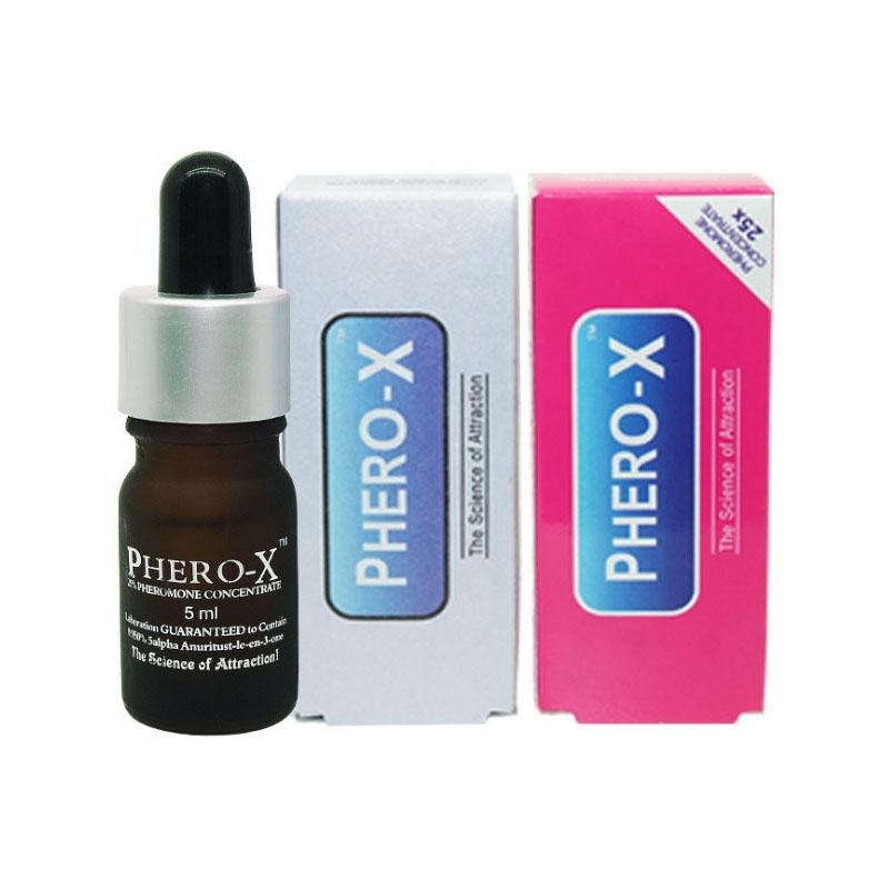 Pheromone perfume for men
