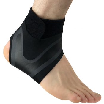 Sports Fitness Ankle Brace Adjustable Elastic Foot Sprain Support Bandage Guard Protector ankle fascittis plantar