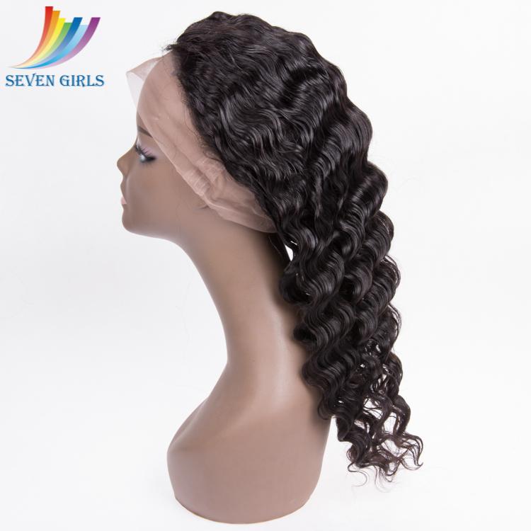 Alibaba.com / Wholesale brazilian human hair full lace wig with baby hair,virgin human hair wigs for black women