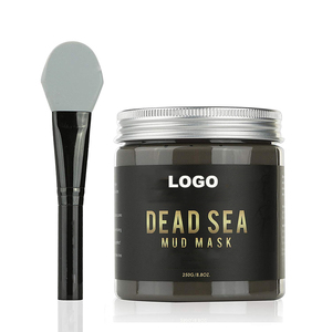 OEM 250g Beauty Private Label Dead Sea Mud Mask in Face and Body Mask