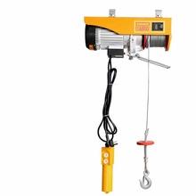Promozione piccolo paranco elettrico shopping online per for Paranco elettrico telecomando senza fili
