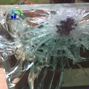 bb01e3224ceb 10mm Bulletproof tempered Laminated glass bulletproof glass for sale used