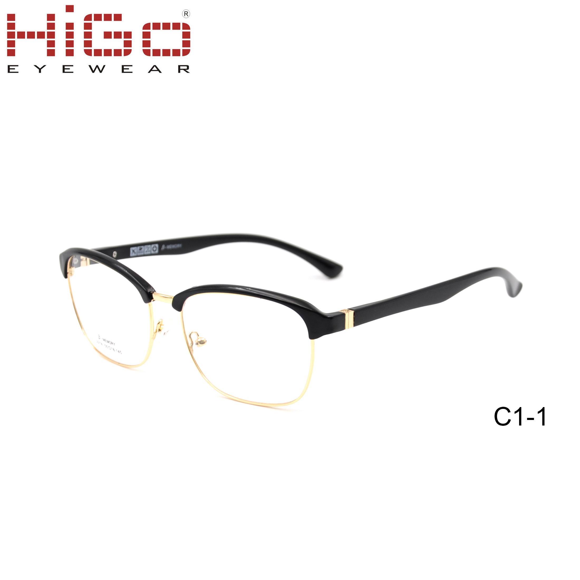 00d42f833 Ultraleve Óculos Quadrados Das Mulheres Dos Homens Da Moda por atacado de  Design Da Marca Italiana