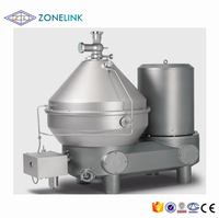 China factory price DHY400 anti-corrosion automatic degreasing disc milk fat separator