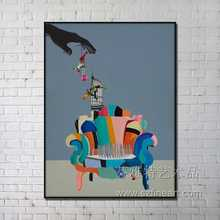 Yes Original and Modern Creative Interesting Artwork Paintings