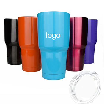 20oz 30oz Double Wall Vacuum Insulated Stainless Steel Car Tumbler Cup Mug for Promotion