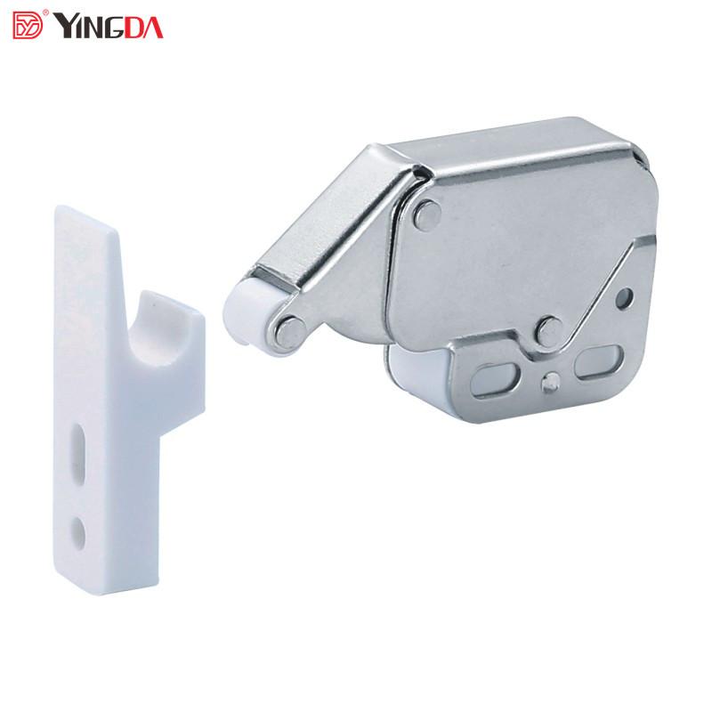 Les meubles porte d/'armoire Push To Open magnétique porte Touch Loquet Armoire Catches