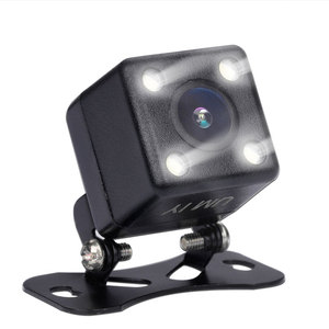 4 Led Night Vision HD Car Rear View Reverse Parking Camera
