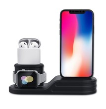 Iwatch için airpods <span class=keywords><strong>iphone</strong></span> 3 in1 <span class=keywords><strong>şarj</strong></span> standı