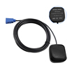 Mini size car tracking gps antenna gps active inner car antenna