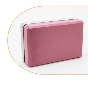 Xinhengtai gym pilates EVA foam yoga block and brick