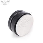 Wholesale 53 to 58mm Adjustable Height Customize Macaron Espresso Coffee Tamper Coffee Distributor