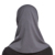 2019 Women neck cover muslim headscarf for islamic ladies dubai hijab wholesale