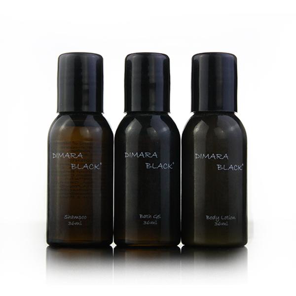 Shampoo Bottle Size Hotel Amenities Set
