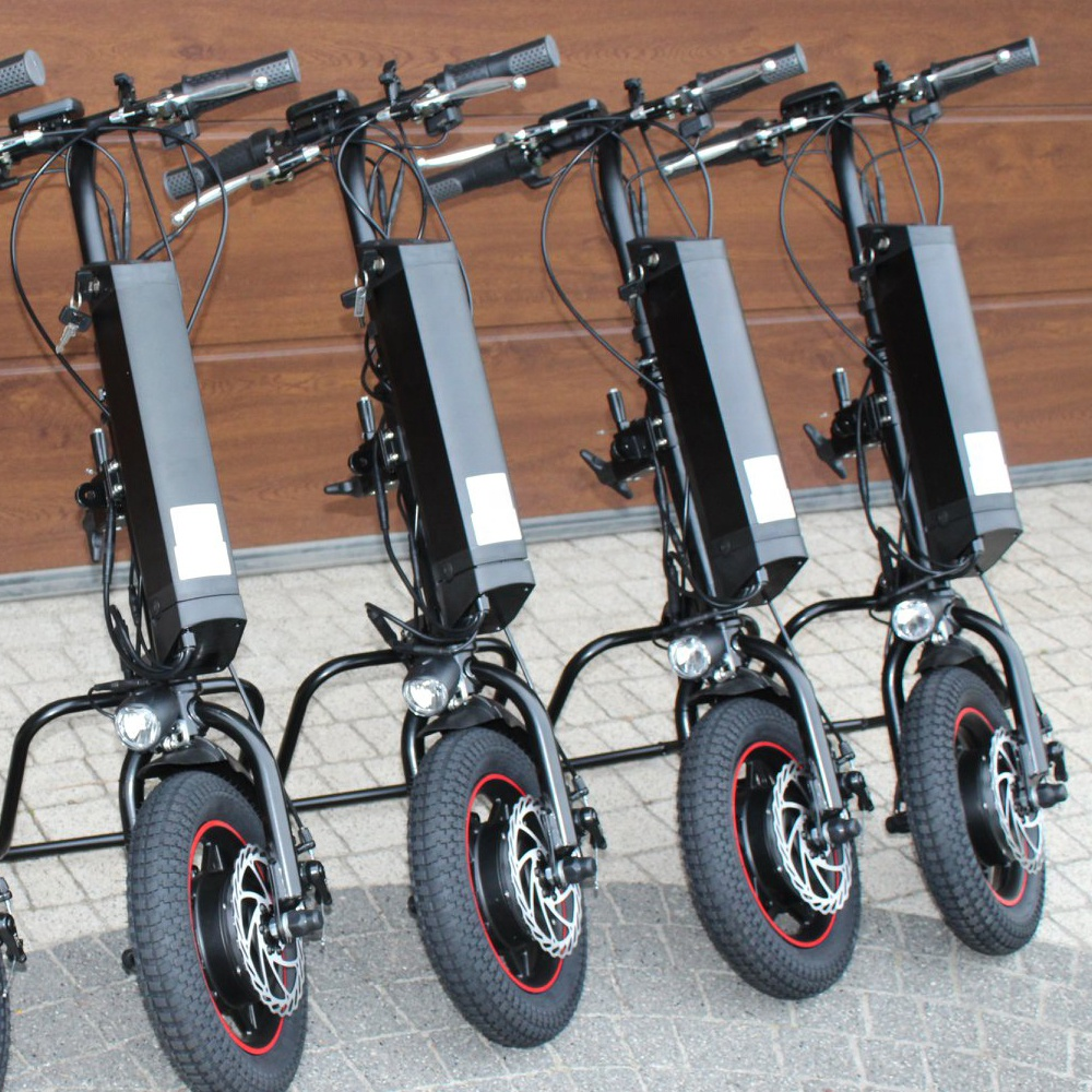 36v 350w cnebikes 11.6ah electric wheelchair motor handbike for handicap