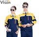 Unisex dungarees Custom Workwear construction worker Uniform For Work Wear Clothes working clothes
