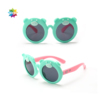 New design lovely pig baby sunglasses kids eyeglasses UV400 shades for polarized