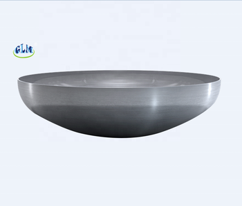 Good quality stainless steel tank cover conica ellipsoidal dished head flanged head