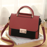 Newest wholesale cheap pu leather woman long strip mini Crossbody messenger bag