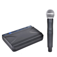 Accuracy Pro Audio VHF-330 Cheap Price VHF Wireless Lapel Microphone