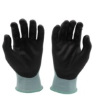 18 Gauge HPPE Anti Cut Super Thin With PU Palm Dipped cut resistant Working Gloves