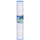 Swimming pool filter replacement pleated water filter cartridge